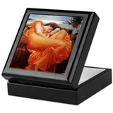 Frederic Leighton Flaming June Keepsake Box