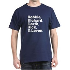The Band Names Tribute T-Shirt