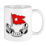 White Star Vlogger Logo Mug