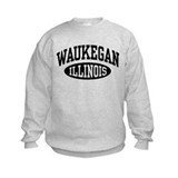 Waukegan Illinois Sweatshirt