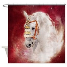 Circus Horse Shower Curtain