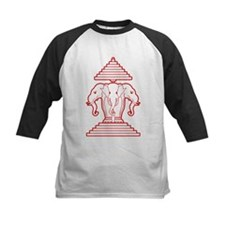 Three Headed Elephant Tee