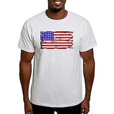 1864 US Flag T-Shirt