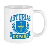 Asturias Espana Mug
