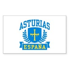 Asturias Espana Decal