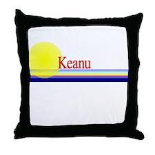 Keanu Throw Pillow