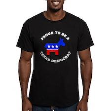 Texas Democrat Pride T