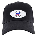 Michigan Democrat Pride Black Cap