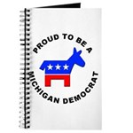 Michigan Democrat Pride Journal