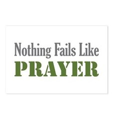 Nothing Fails Like Postcards (Package of 8)