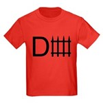 d fence. Kids Dark T-Shirt