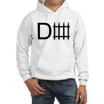 d fence. Hooded Sweatshirt