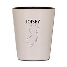 Joisey Shot Glass