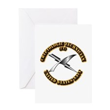Navy - Rate - CT Greeting Card