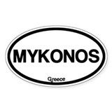 Mykonos Decal