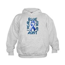 I Wear Blue for my Aunt Hoodie