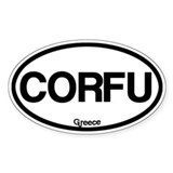 Corfu Decal