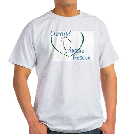 Ontario Aussie Rescue Light T-Shirt