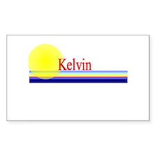 Kelvin Rectangle Decal