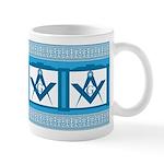 Masonic old fashioned diner style Mug