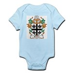 Fenton Coat of Arms Infant Creeper