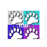 KW KKUBB PAW Postcards (Package of 8)