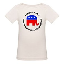 North Carolina Republican Pride Tee