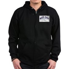 United states field hockey Zip Hoodie
