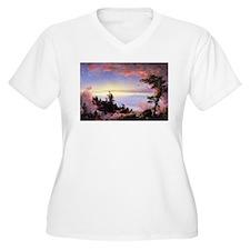 Frederic Edwin Church Sunrise T-Shirt