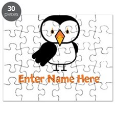Personalized Puffin Puzzle