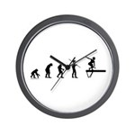 Gymnast Evolution3 Wall Clock