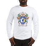 Ennis Coat of Arms Long Sleeve T-Shirt