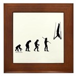 Gymnast Evolution2 Framed Tile