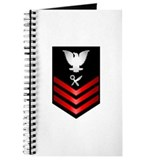 Navy Intelligence Specialist First Class Journal