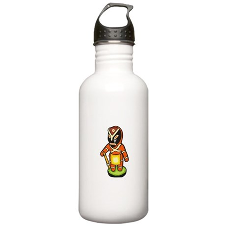 Native American Culture Stainless Water Bottle 1.0