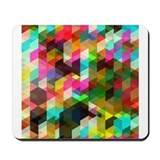 Abstract Art Mousepad