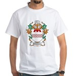 Delamere Coat of Arms White T-Shirt