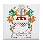 Delamere Coat of Arms Tile Coaster