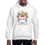 Delamere Coat of Arms Hooded Sweatshirt