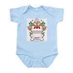 Delamere Coat of Arms Infant Creeper