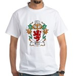 Dease Coat of Arms White T-Shirt
