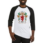 Dease Coat of Arms Baseball Jersey