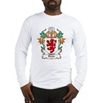 Dease Coat of Arms Long Sleeve T-Shirt