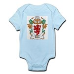 Dease Coat of Arms Infant Creeper