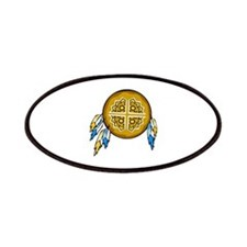 Native American Culture Patches