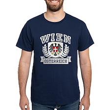 Wien Osterreich T-Shirt