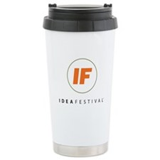 IdeaFestival 2013 Ceramic Travel Mug