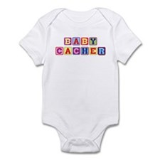 Geocaching Baby Cacher Infant Creeper
