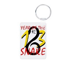 Year of the Snake 2013 Keychains