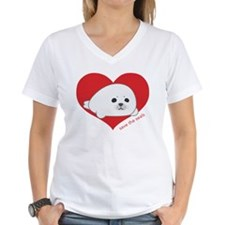 Cute Marine heart Shirt
